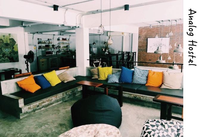 最高の週末を考える「Analog Hostel(アナログホステル)」