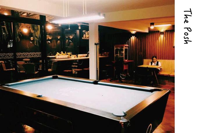 ホステルではなくポシュテルとはこれいかに「The Posh(ザ・ポッシュ)」